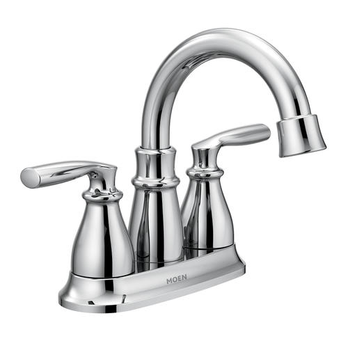 Moen Hilliard Two Handle 4 Centerset Bathroom Faucet In Chrome