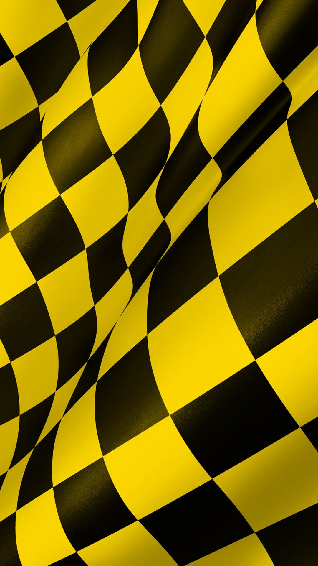 Yellow Checkered Flag Iphone Wallpaper Yellow Hd Cool