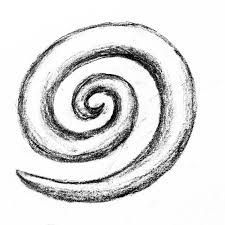 printable koru template - Google Search | Koru meaning ...