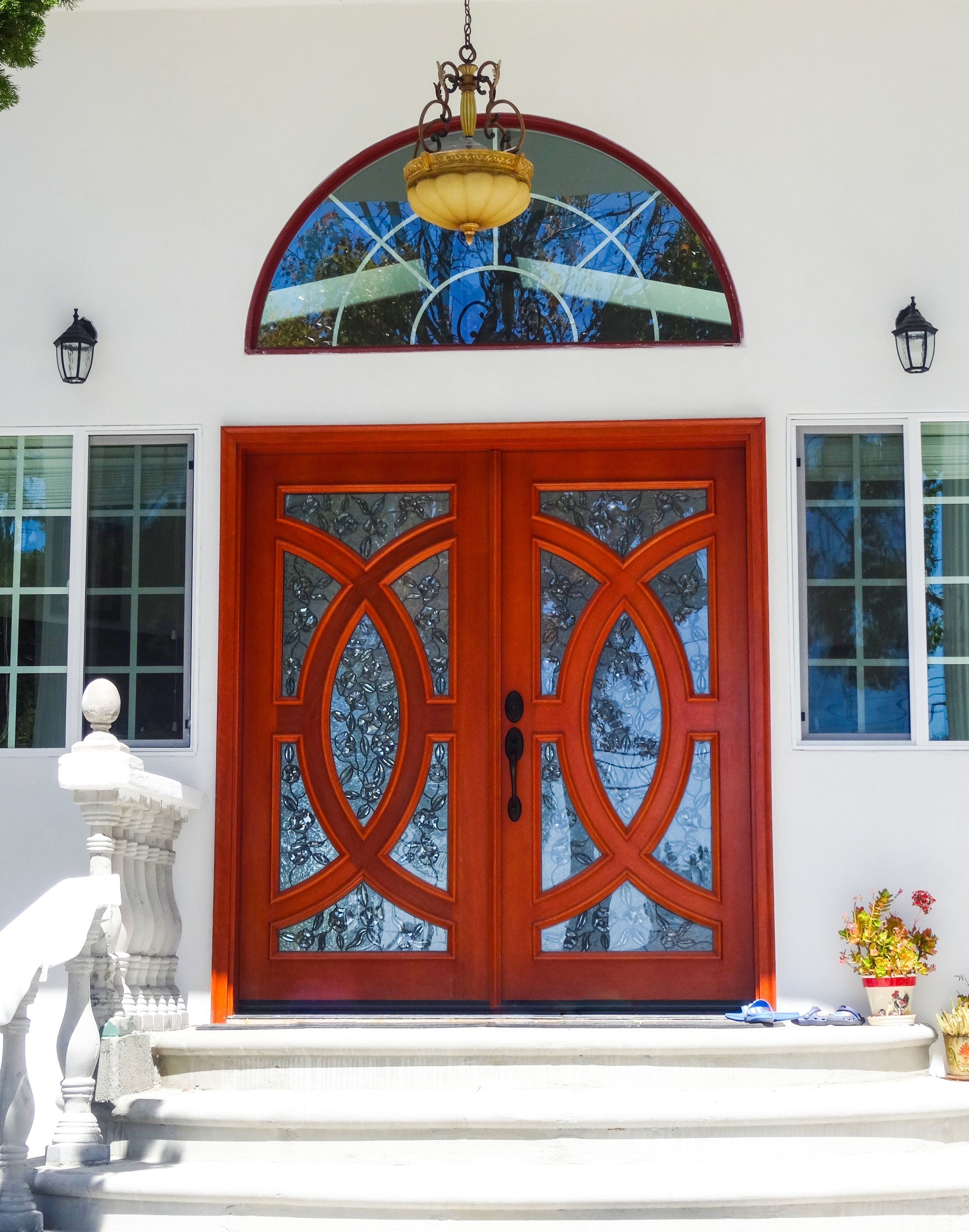 How to Protect the Glass Seal on your Transom | Custom Luxury Wooden Door Designs by & How to Protect the Glass Seal on your Transom | Custom Luxury Wooden ...