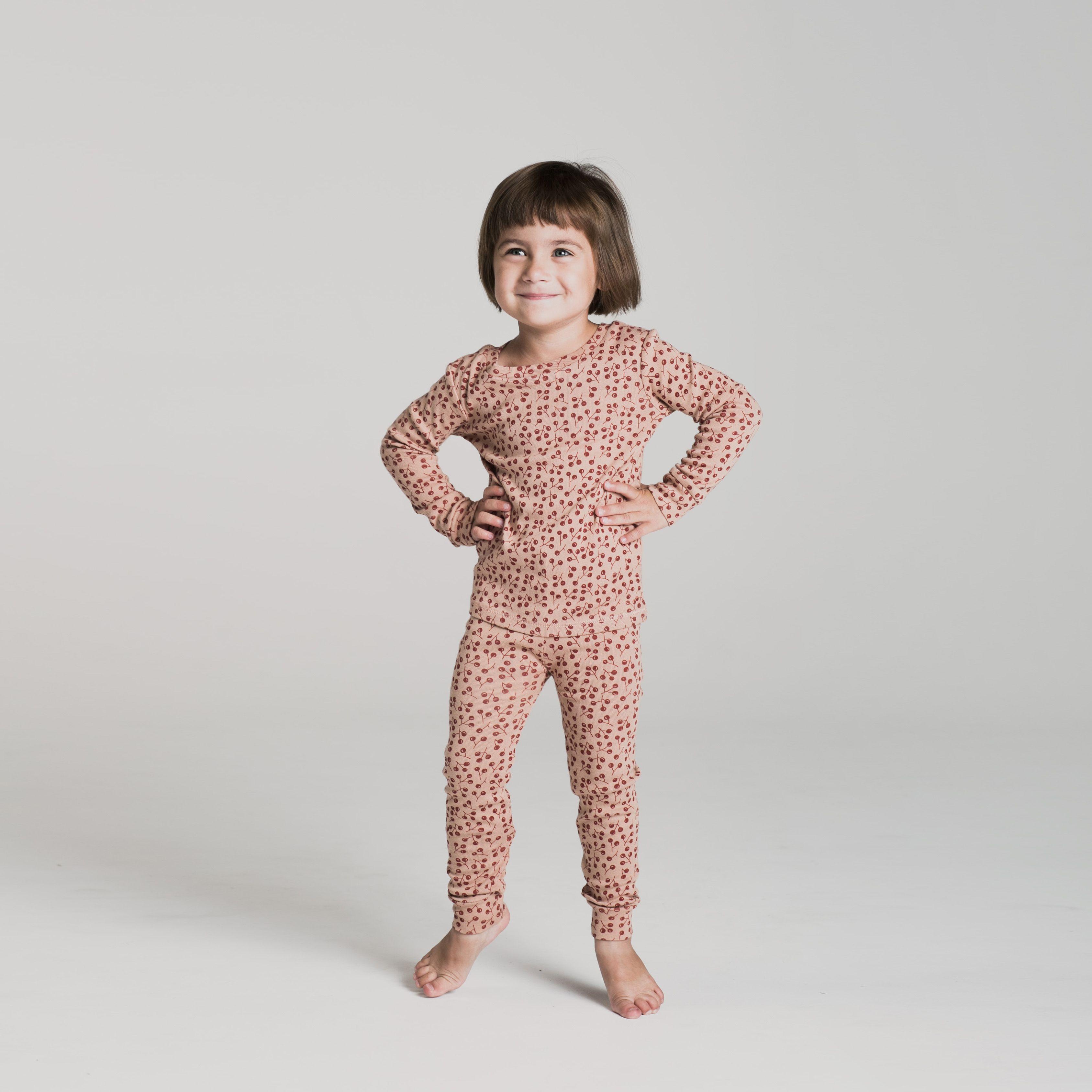 c909ad7d0 Rylee and Cru Organic Cotton Pajamas