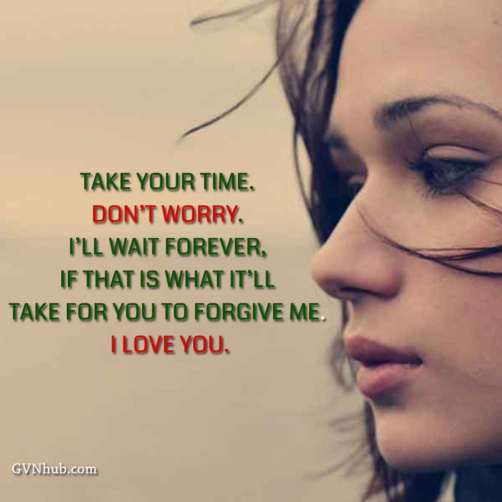 I Am Sorry Messages for Girlfriend: Apology Quotes for Her