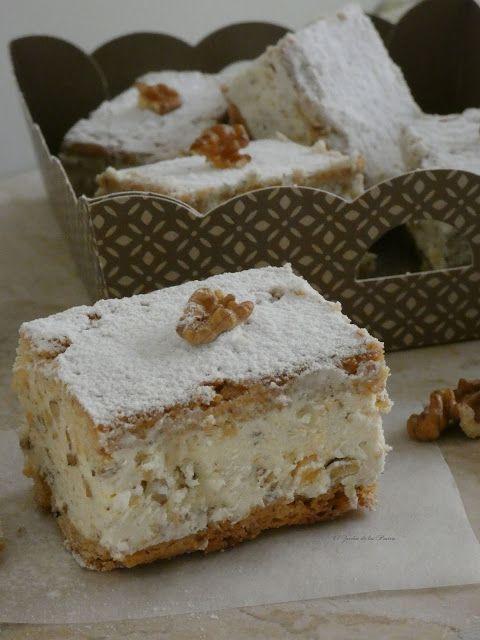 Pastelitos de Nueces Budapest