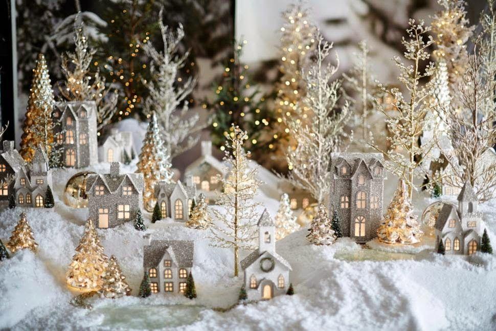 Led News: Le Charme Boise Nouvelles Tendances De Decoration Pour    Christmas Decoration 2016 Trends Antique 8 On Christmas Decoration