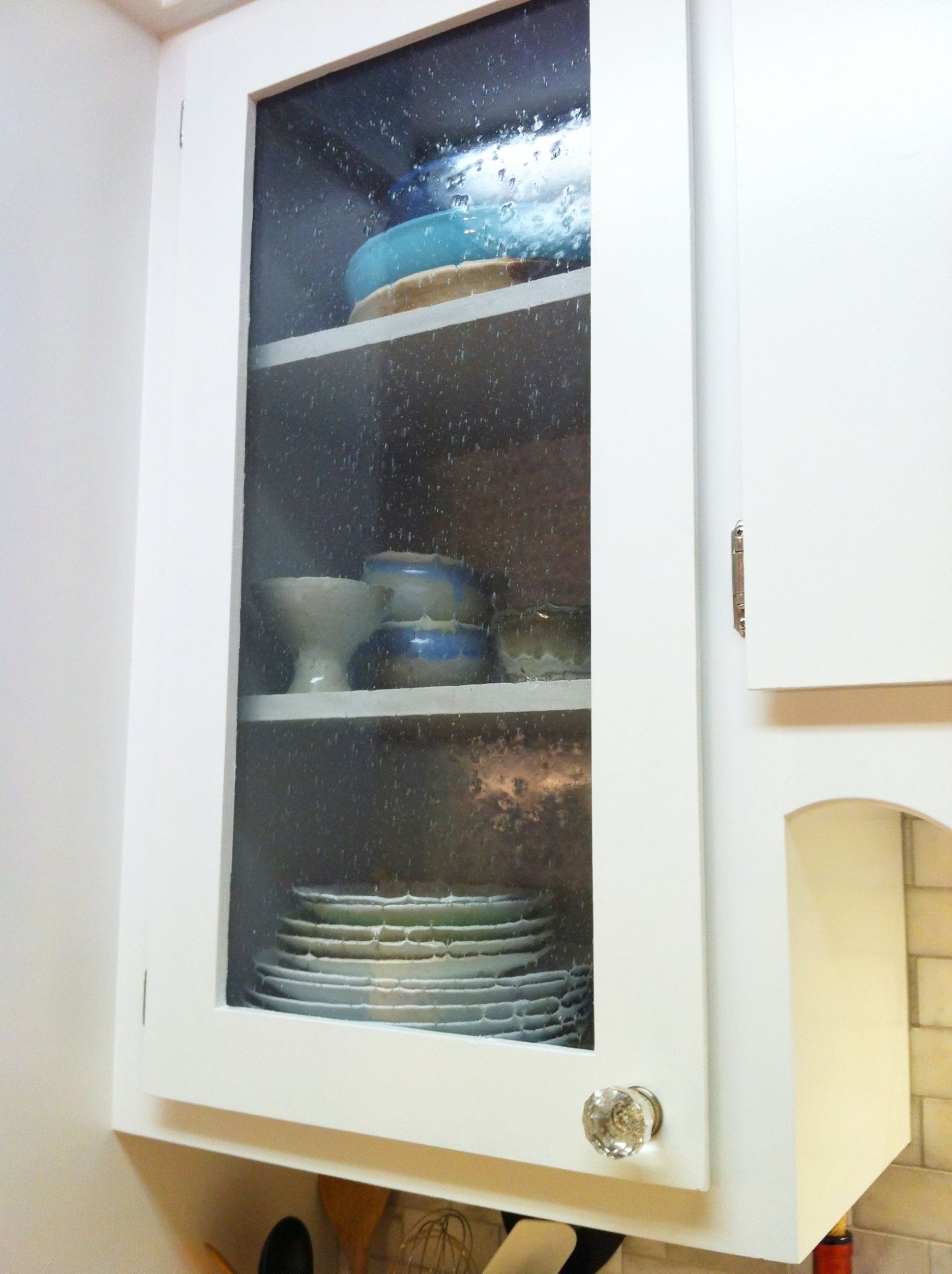 New Kitchen Cabinet Doors With Seeded Glass Glass