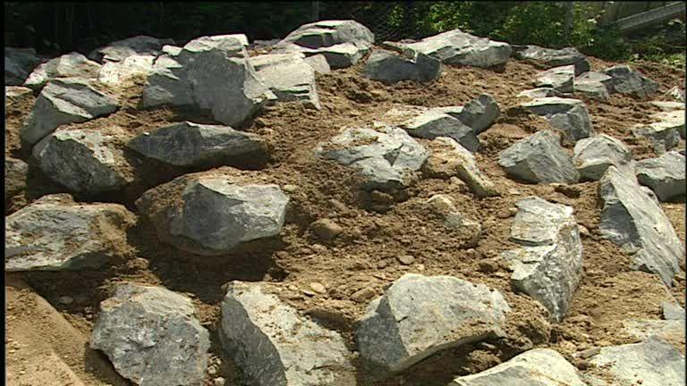 Mit ein paar Handgriffen Urlaubsflair daheim erzeugen Wie Sie - steingarten mit granit