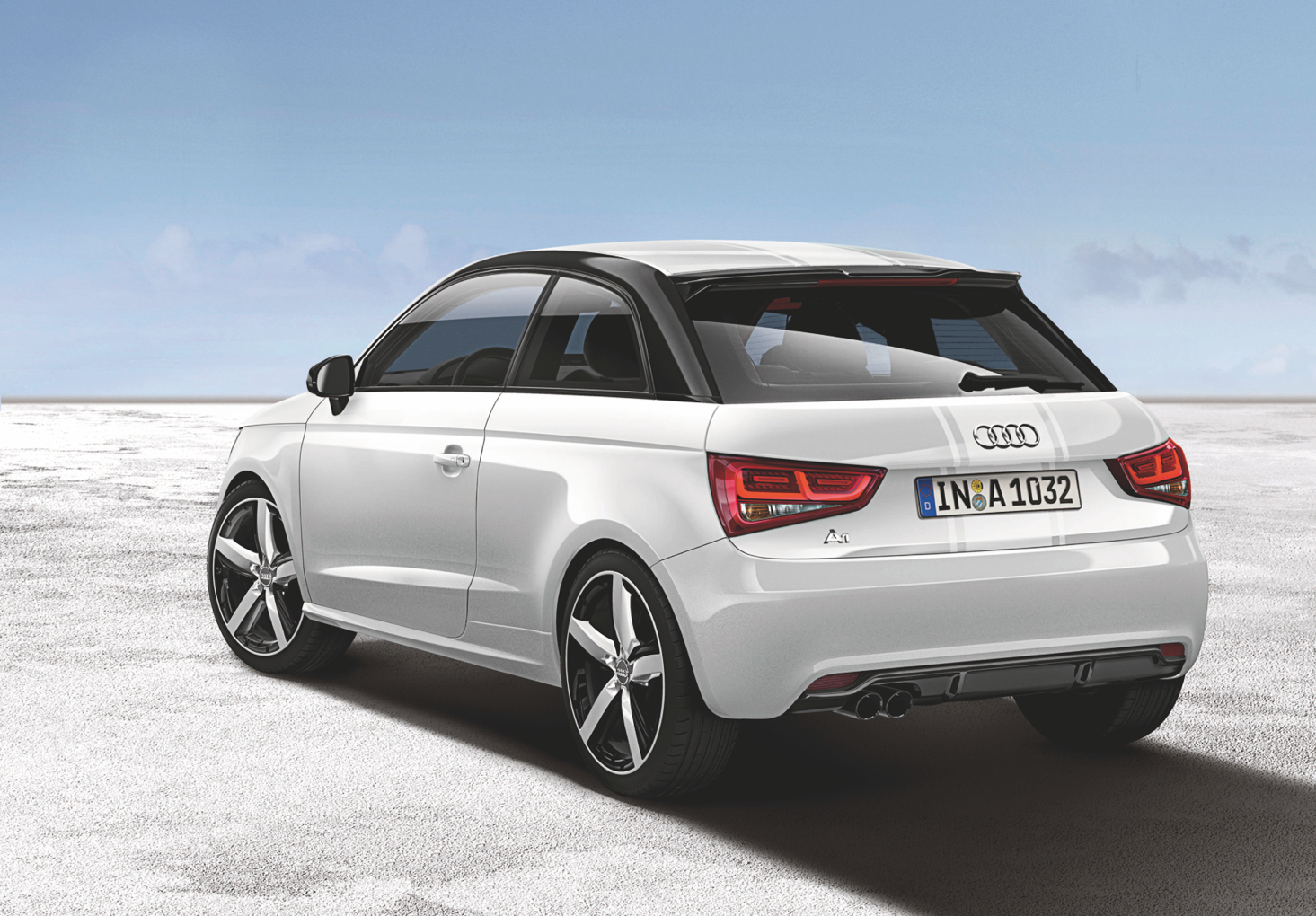 Audi Sub A1 Urban Car S Prototype Readying To Launch At Paris Motor