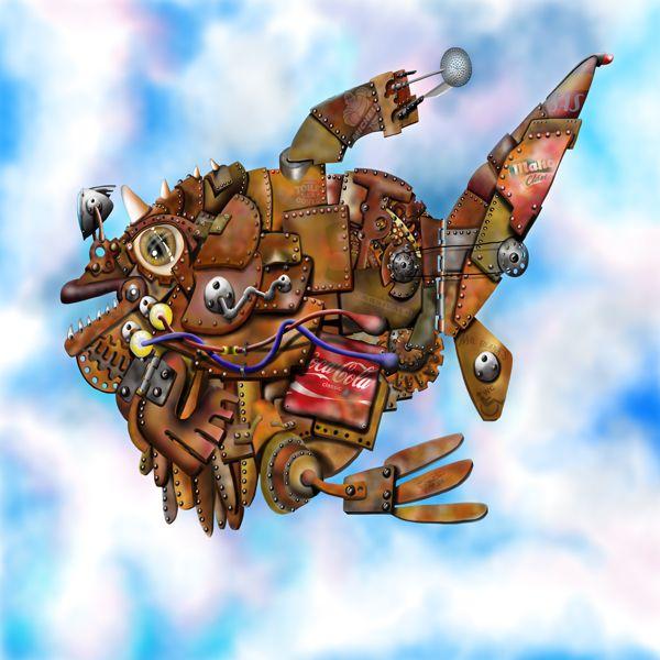 """Ilustracion del libro """"Las Calabazas no vuelan""""."""