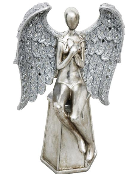 Photo of Sitting Angel