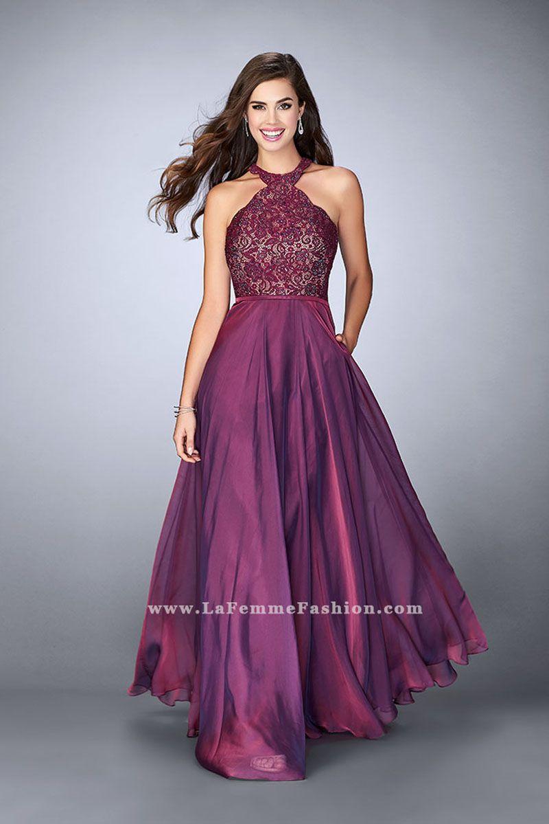 La Femme 23975 Dress | La Femme Dresses | Pinterest | Vestiditos