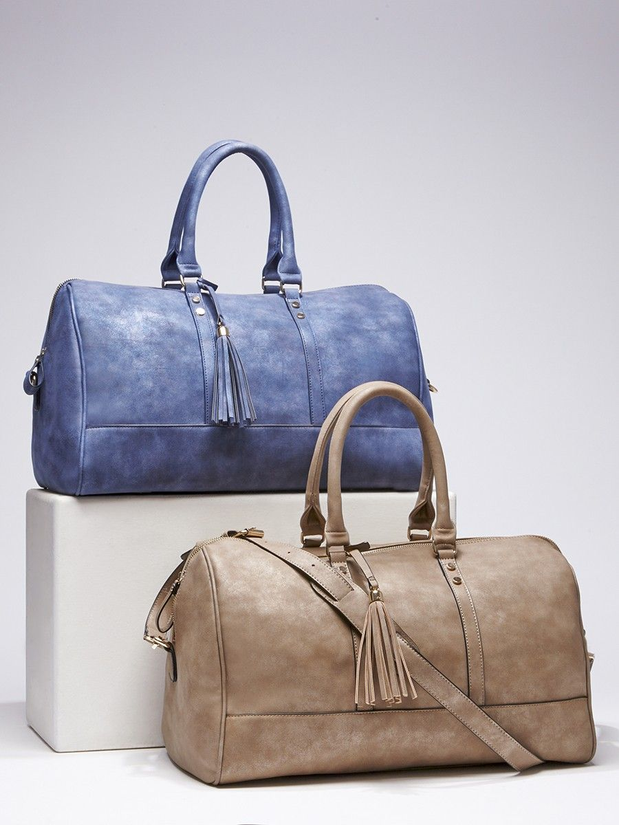 6251eddf437b The perfect overnight bags for weekend getaways