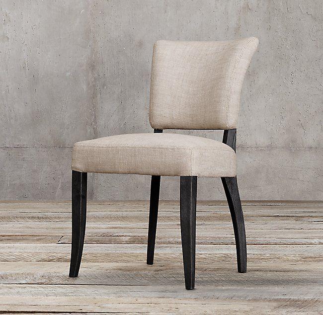 Adèle Fabric Side Chair