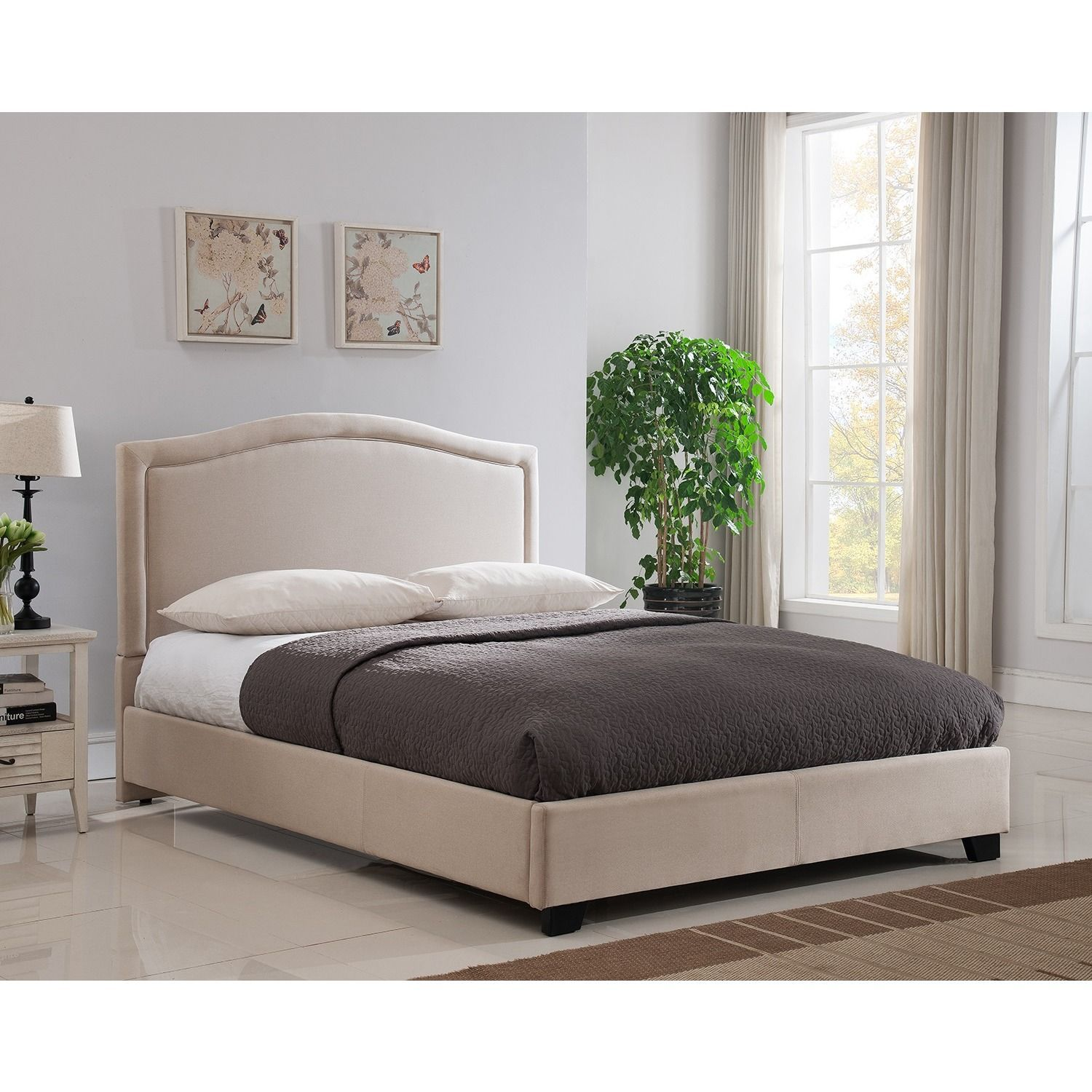 Queen King Deluxe Clamp Style Bed Frame Bed Styling Bed Frame