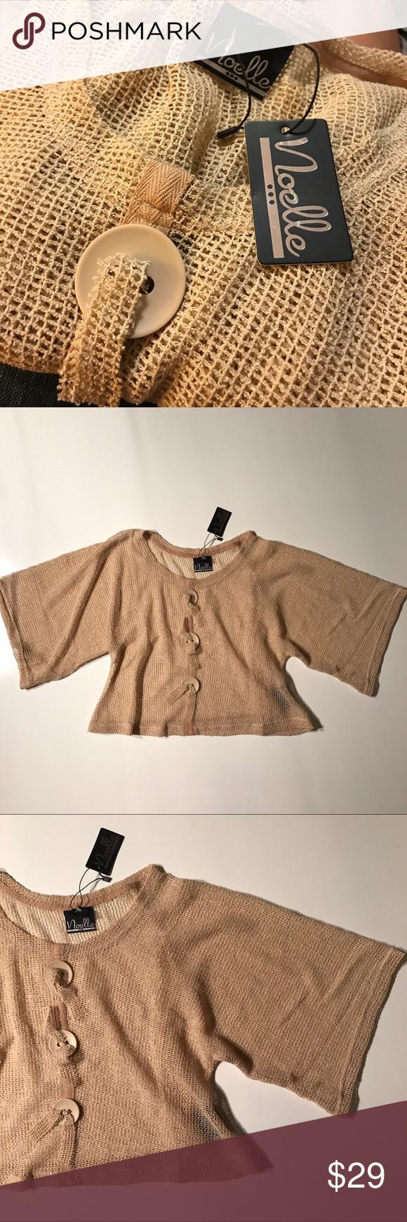 NWT Noelle Shrug Sweater One Size OS | Shrug sweater, Customer ...