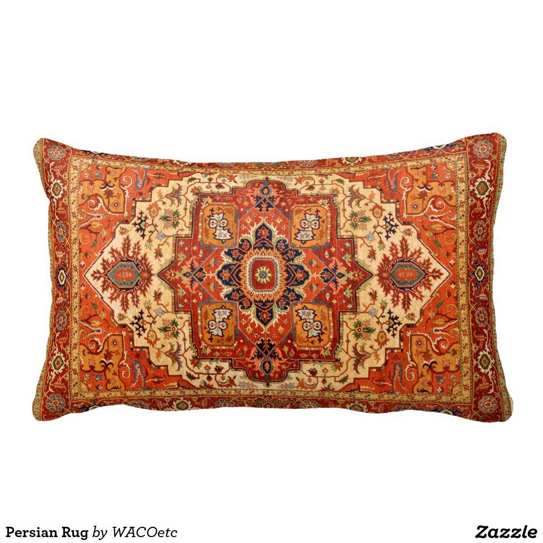Persian rug throw pillows also zzler   fun and inspirational