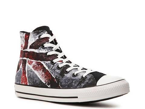 db5265a6547797 Converse Chuck Taylor All Star British Flag High-Top Sneaker - Mens ...