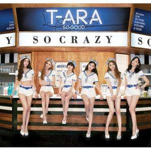 T-ARA / SO GOOD [ T-ARA ] - INT0029 韓国音楽専門ソウルライフレコード