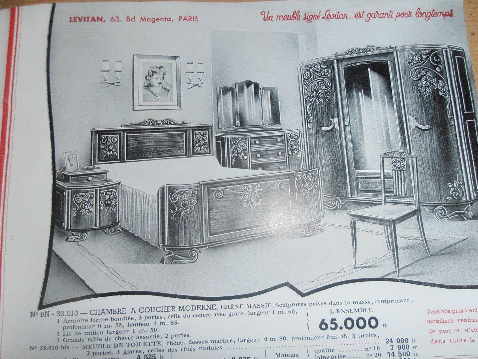 Catalogue De Meuble Levitan Ref 1 Les Catalogues Et Les Pubs  # Catalogue De Meuble