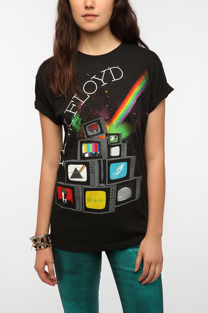 04b1a47e Urban Outfitters Pink Floyd T Shirt