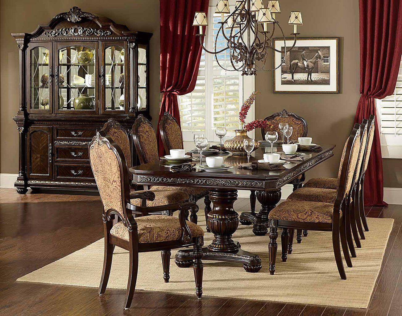 Russian Hill Dining Room Set | Formal dining room sets ...
