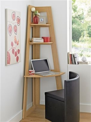 Opus Oak Corner Hideaway Desk Set From The Next Uk Online Shop Would Love This Desk Set Stylish Office Desks Home Office Desks
