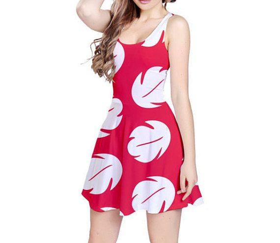 Lilo Inspired Sleeveless Dress