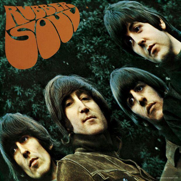 Beatles - Rubber Soul - Wall Mural & Photo Wallpaper - Photowall