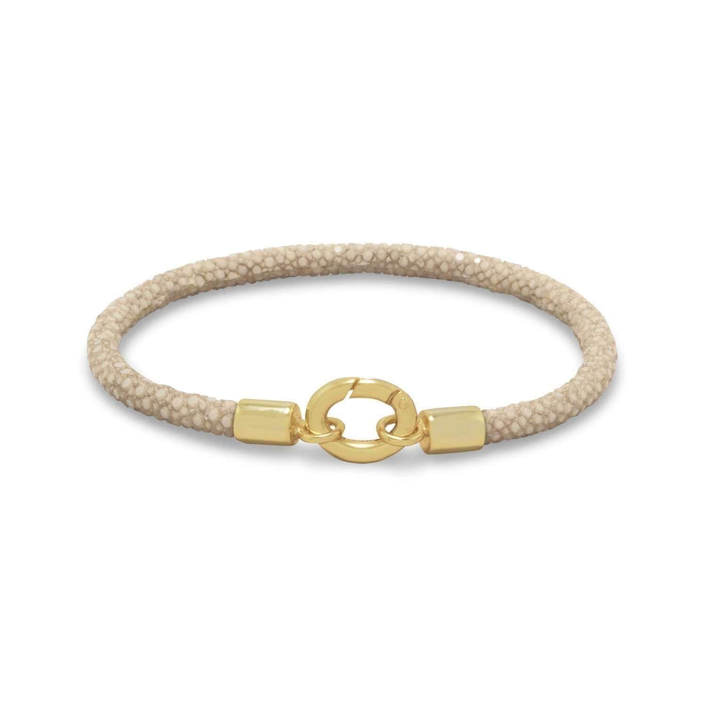Tan stingray bracelet products