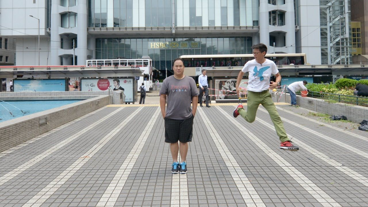 It's time lapse photography, on steroids! We show you how to create hyperlapse video with basic gear. ==== Patrick Cheung Power Up http://vimeo.com/user10088...
