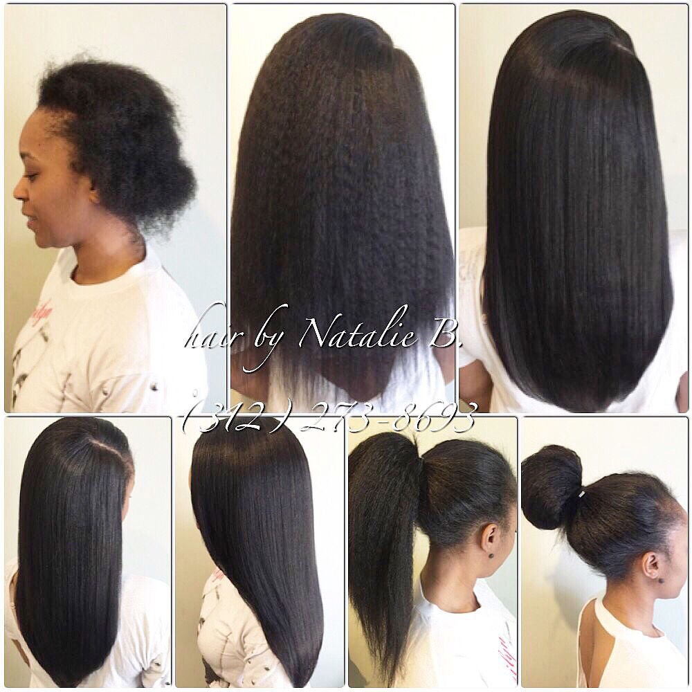 Looking For A Hair Texture That Blends Well With Your Natural Hair