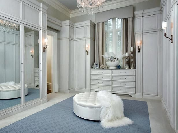 Boudoirs Walk In Wardrobes Closets Dressing Rooms