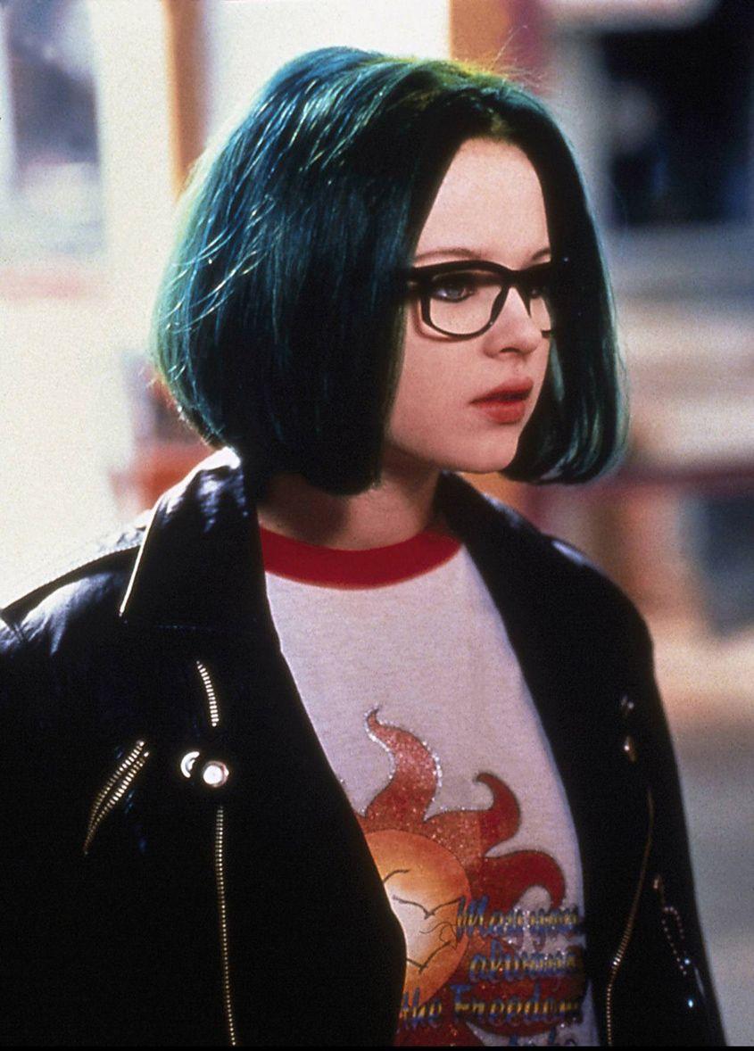 Blue Hair In Pop Culture photo
