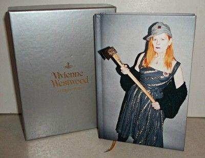 Vivienne Westwood Blank Journal - NEW