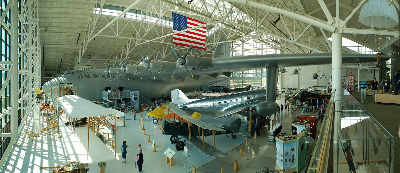 Evergreen Aviation & Space Museum Wikipedia (With images