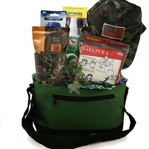 Hunter Survival Kit Hunting Gift Basket Gifts for the