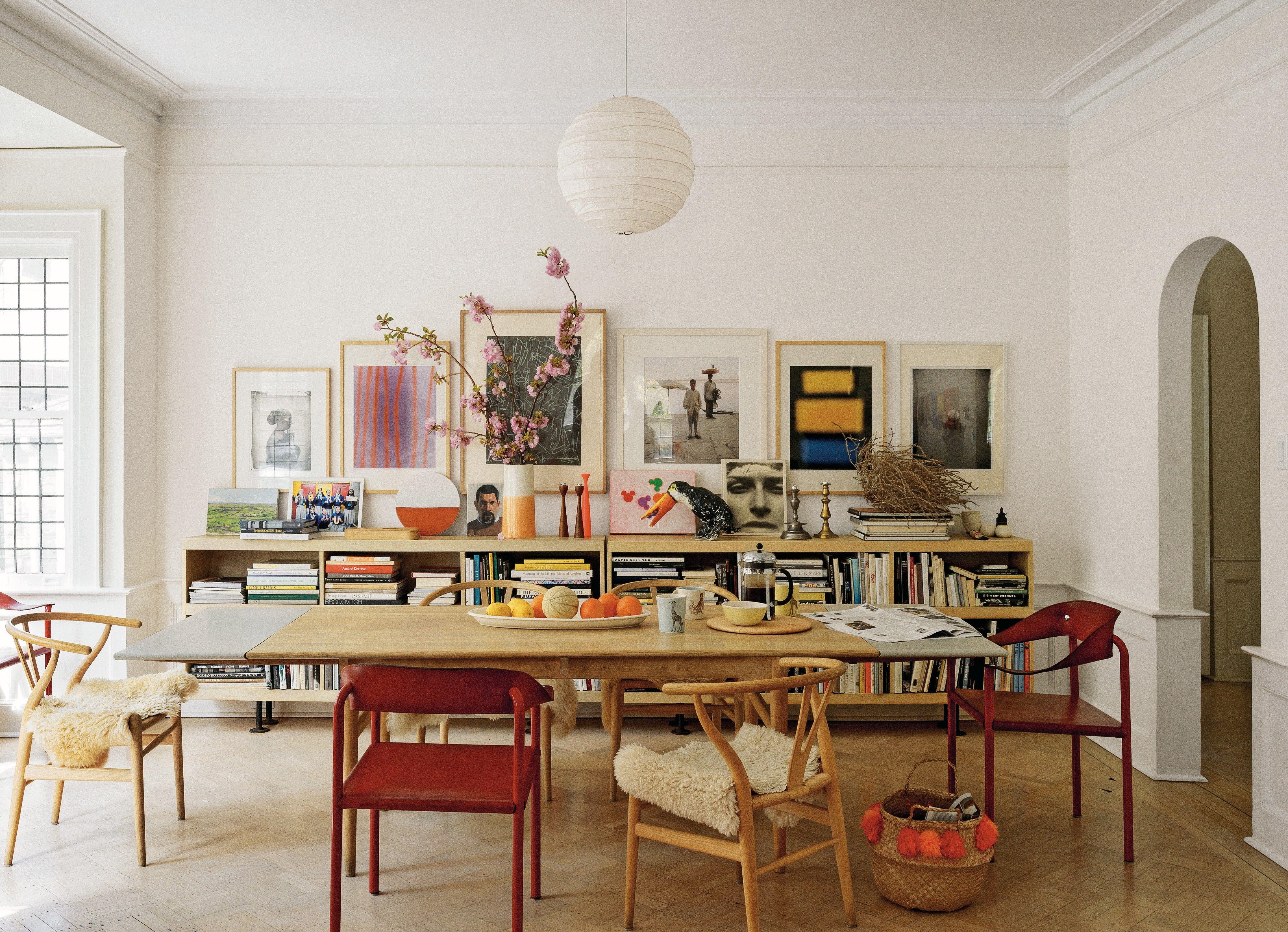 8 of the Coolest Homes in Brooklyn | Esszimmer, Küche esszimmer und ...