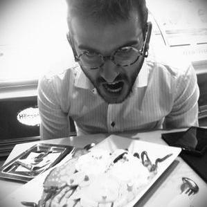 Twitter Mars, Marcel Santacreu