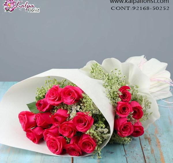 Pink Passion Send Flowers Online Jalandhar Online Flower Delivery Send Flowers Online Fresh Flower Delivery