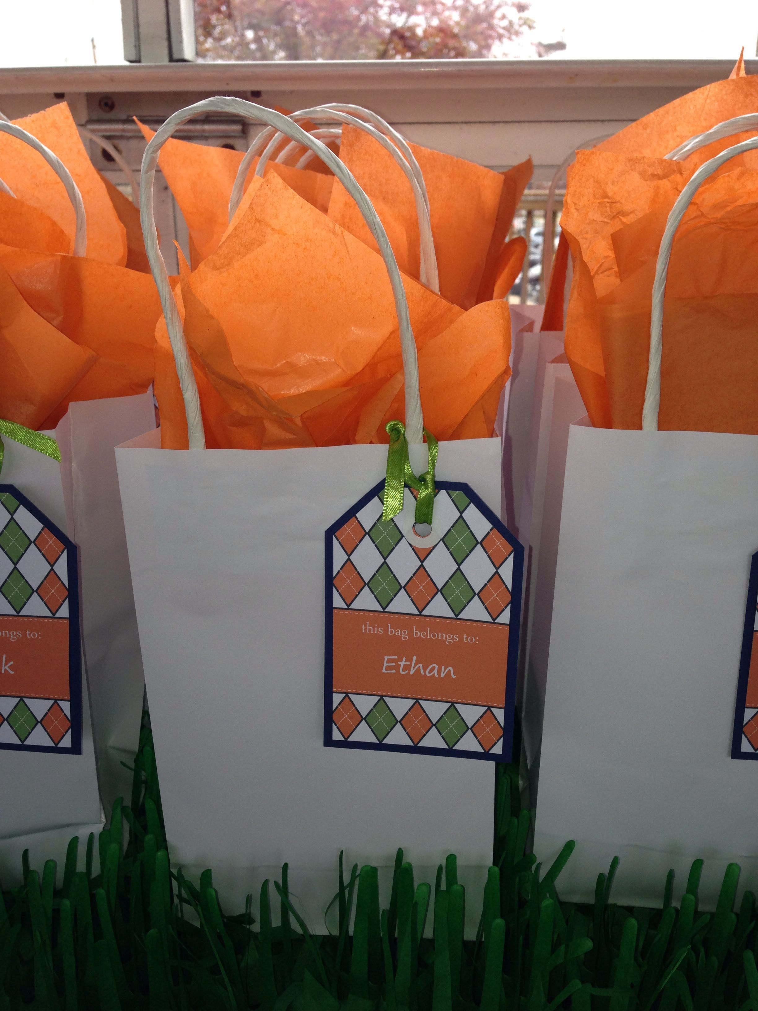 37++ Charity golf tournament goodie bags ideas