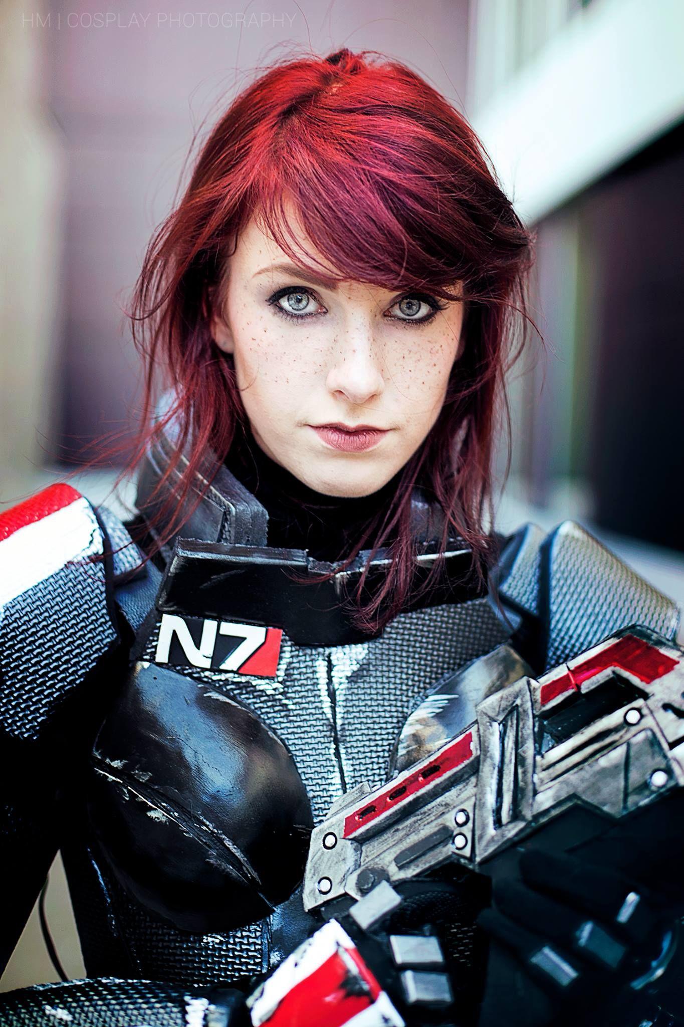 Mass Effect S Commander Shepard Reporting For Duty Mass