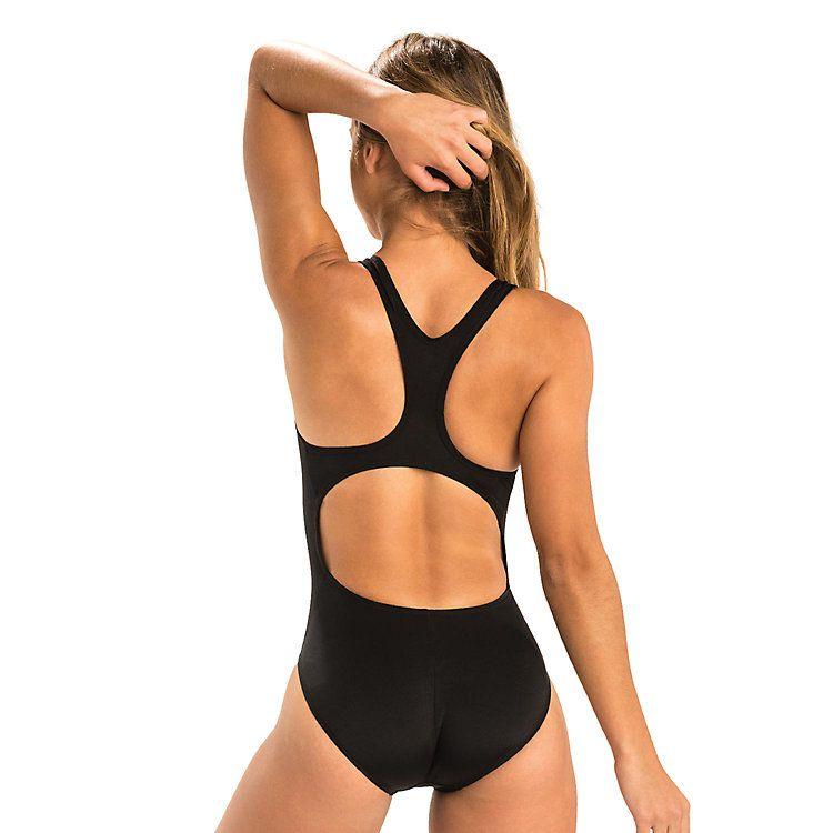 Women S Dolfin Ocean Performance Back Solid One Piece Swimsuit Kohls One Piece One Piece Swimsuit Swimsuits
