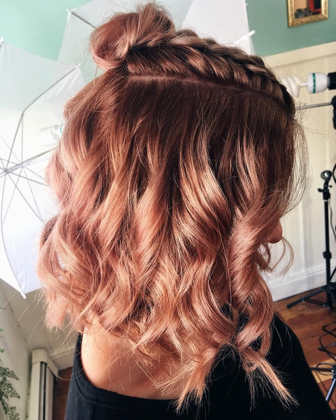 brilliant braided mohawk hairstyles u dare to try trends