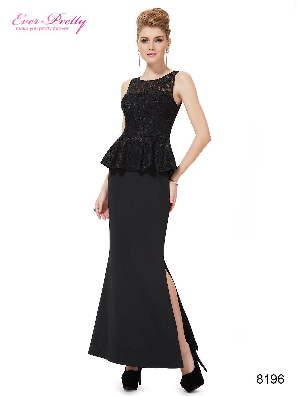 6c33e06f805 Black Long Ball Dresses - raveitsafe
