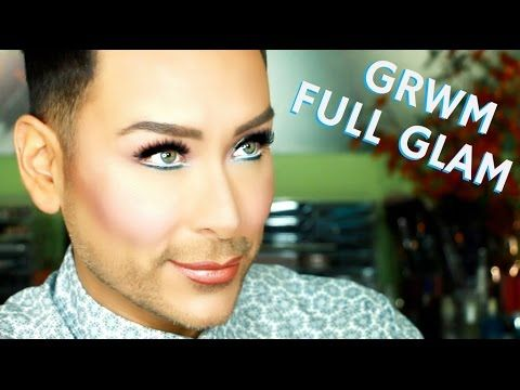 Chit Chat Grwm First Impressions Full Glam Makeup Start To Finish