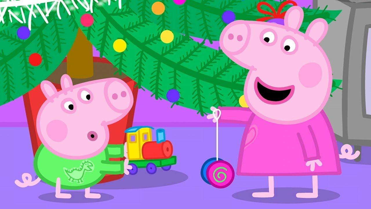 Peppa Pig English Episodes In 4k Peppa S Christmas Peppa Pig
