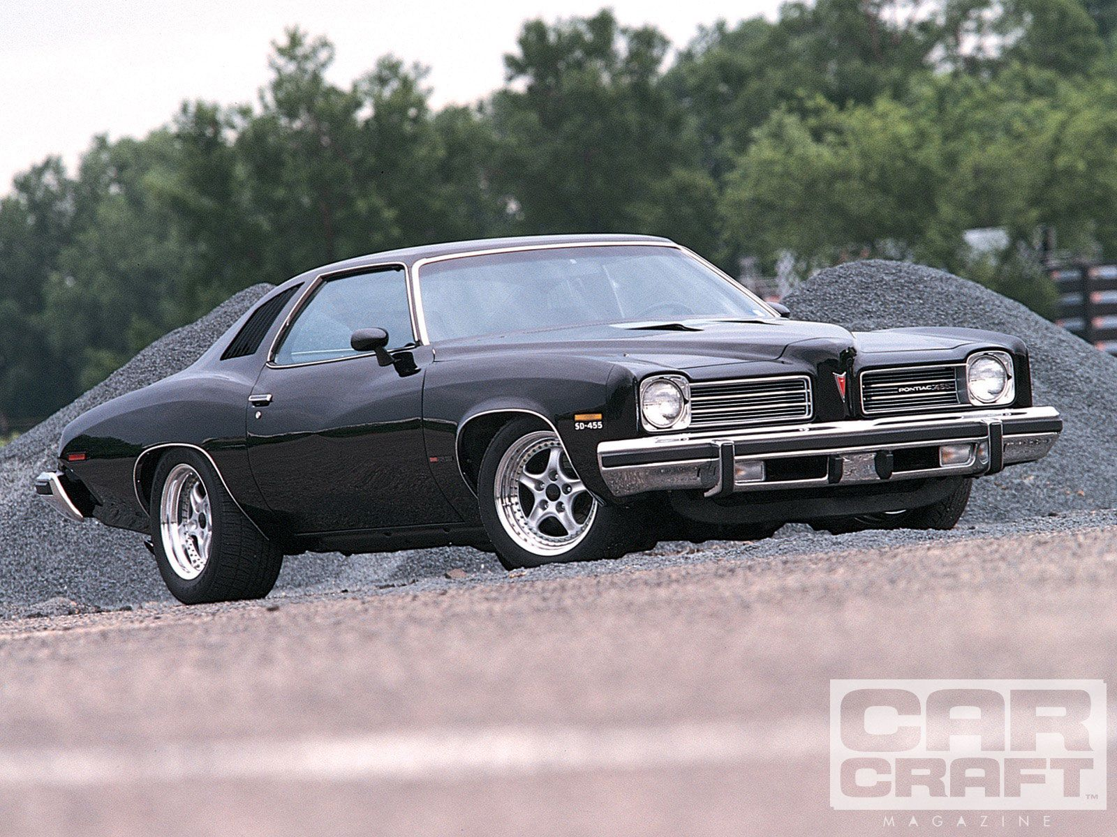 1974 pontiac le mans sd 455 coupe