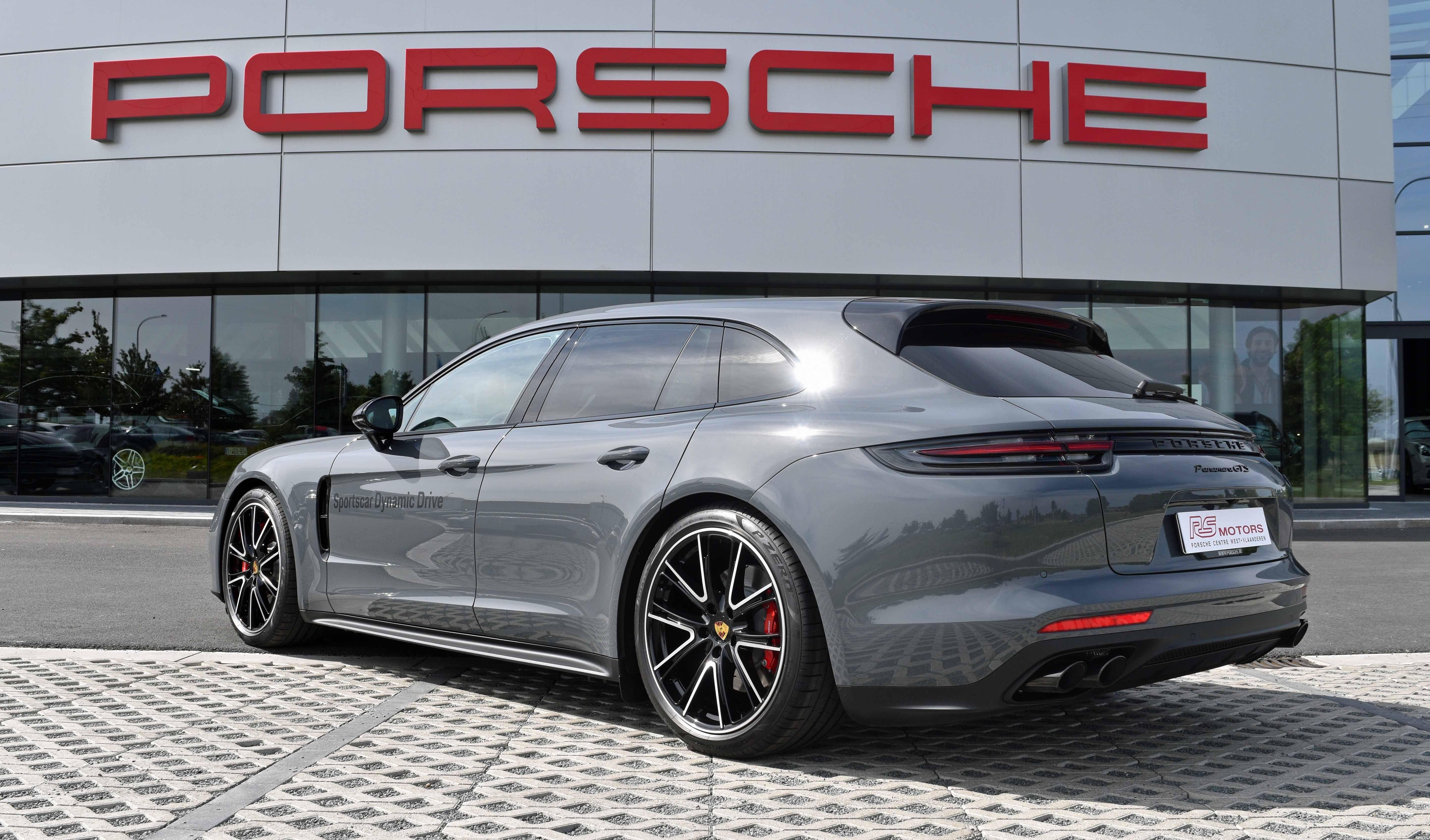 Grigio Telesto Porsche Panamera Gts Sport Turismo Panamera Sport Turismo Porsche Panamera Porsche