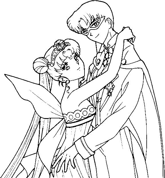 Barbie And Ken Kissing Coloring Pages Pics