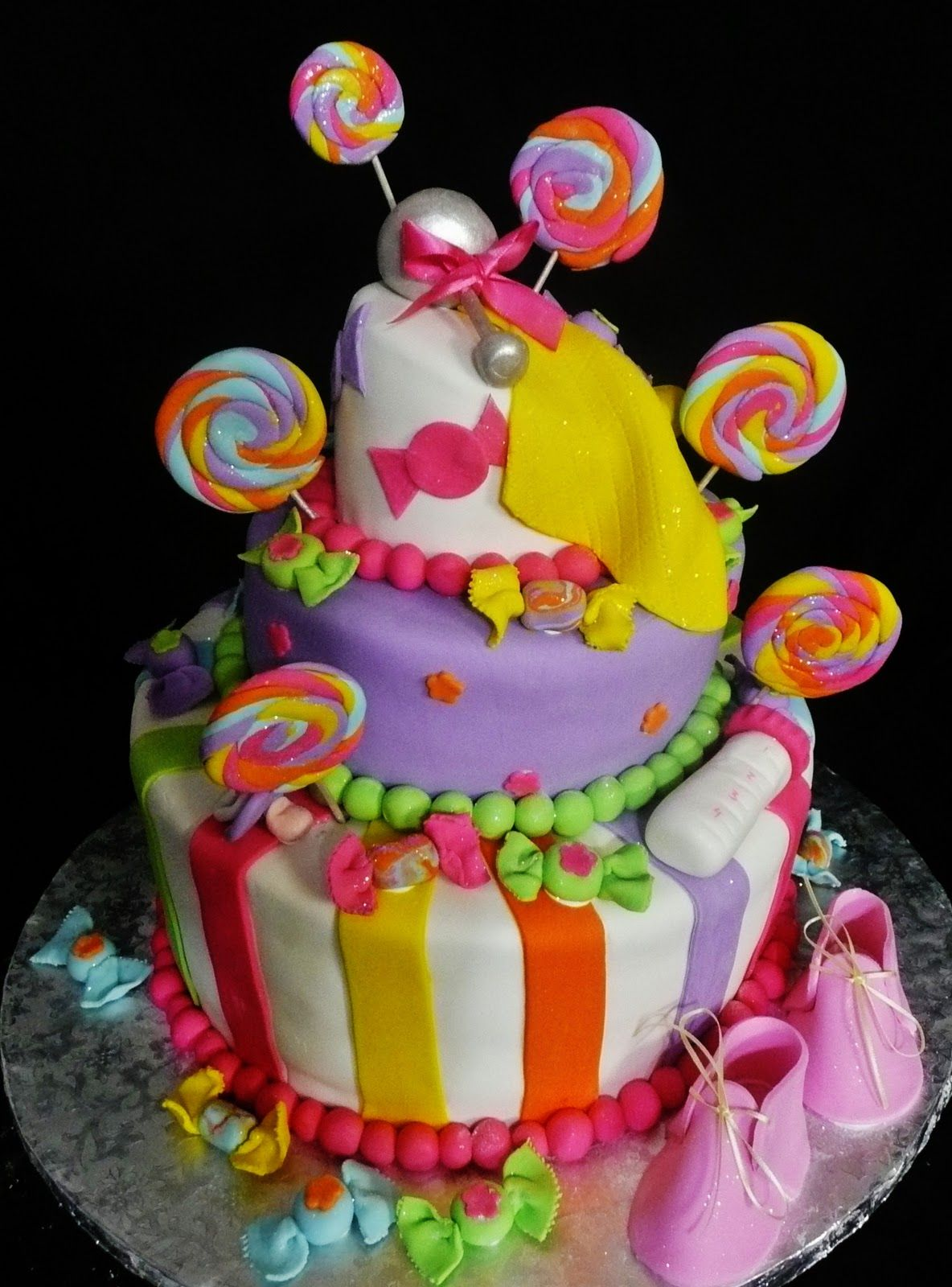 candyland baby shower baby shower cake candy themed cakes