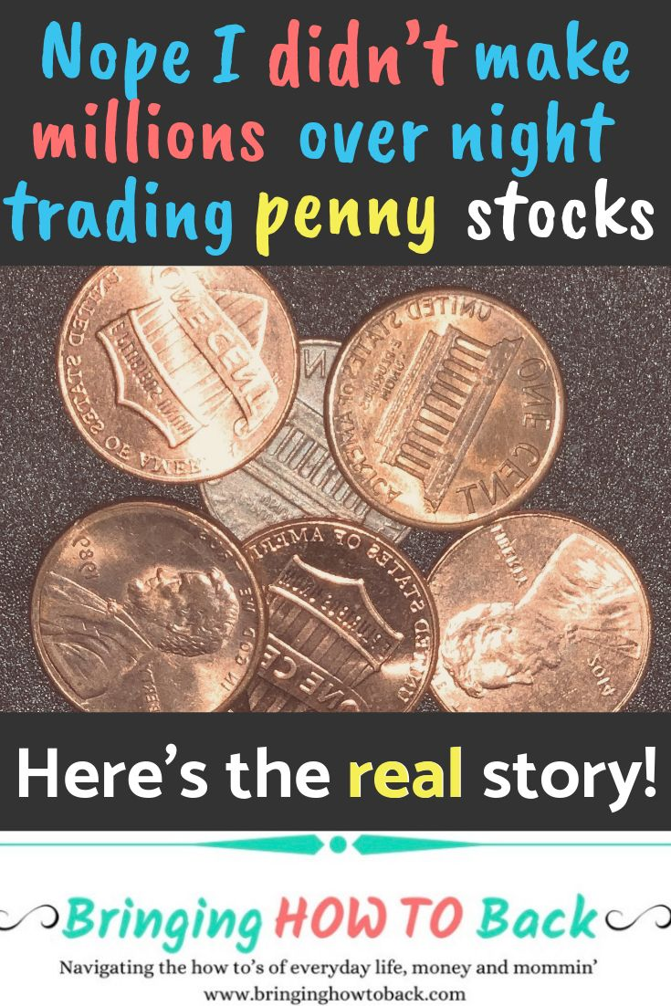 My penny stock fiasco an early lesson in gambling